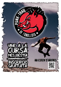 Logo Punk Trail de Fonollosa