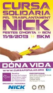 Poster Nick Horta