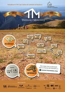 Poster Travessa del Montseny