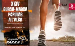 Poster XXIV Cursa Alba