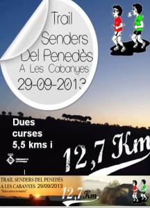 trail sender penedes